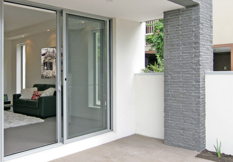 how to build doors jamb for aluminium sliding