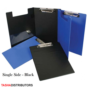 t5--a4-clipboard-pvc-single-side-black