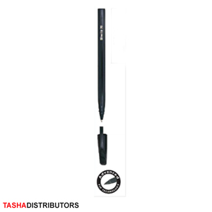 iwrite-solid-barell-black-ballpoint-pen