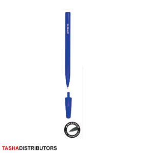 iwrite-solid-barell-blue-ballpoint-pen