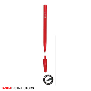 iwrite-solid-barell-red-ballpoint-pen