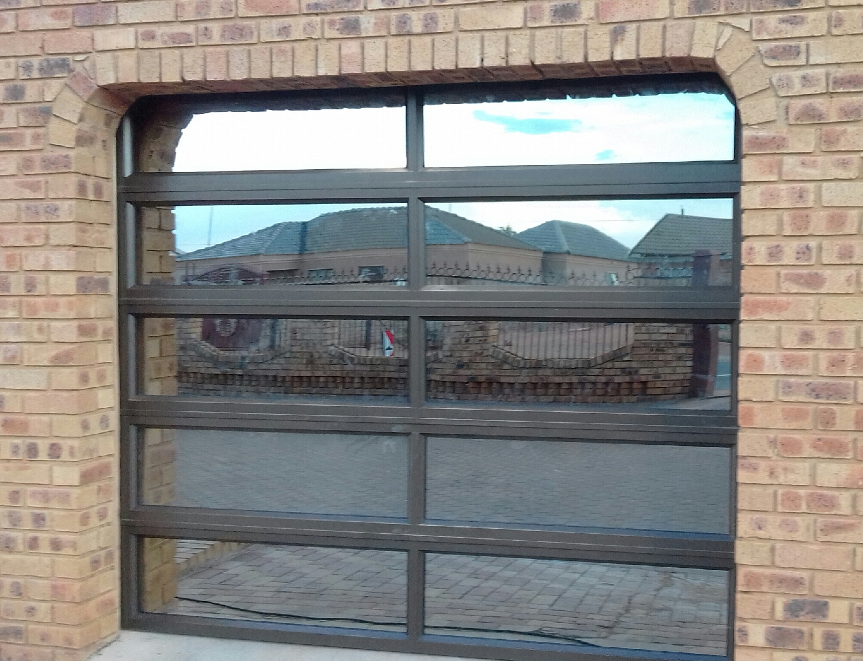 Aluminium And Glass Garage Door Services Pretoria West Pretoria