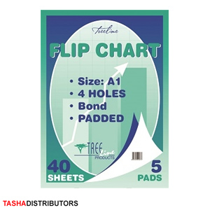 a1-40-sheet-bond-flipchart-pad