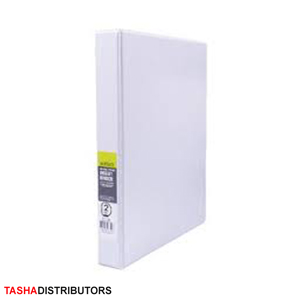 ringbinder-a4-pp-2r-25mm-white