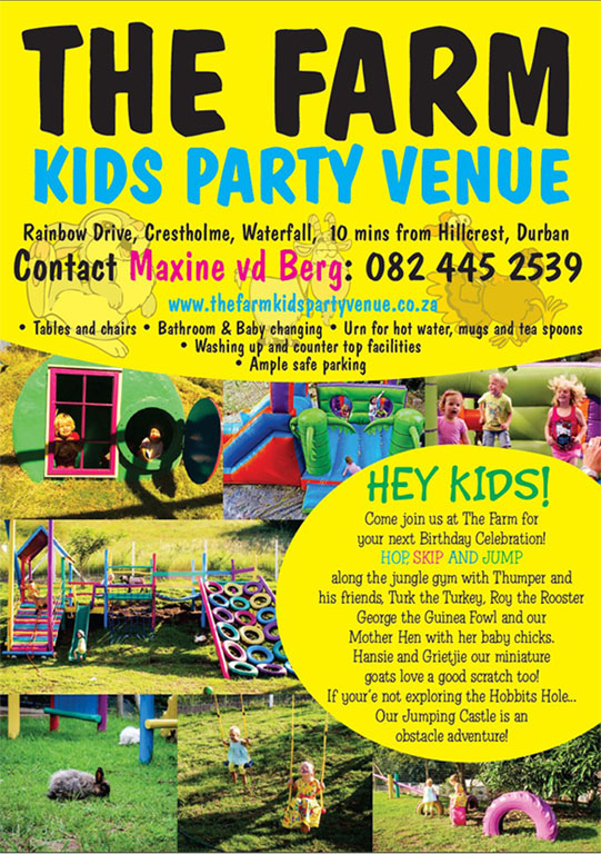 party venues for adults in durban