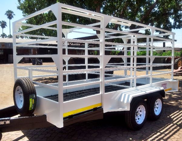 Cattle Trailers For Sale   Trailers For Sale & Services ...